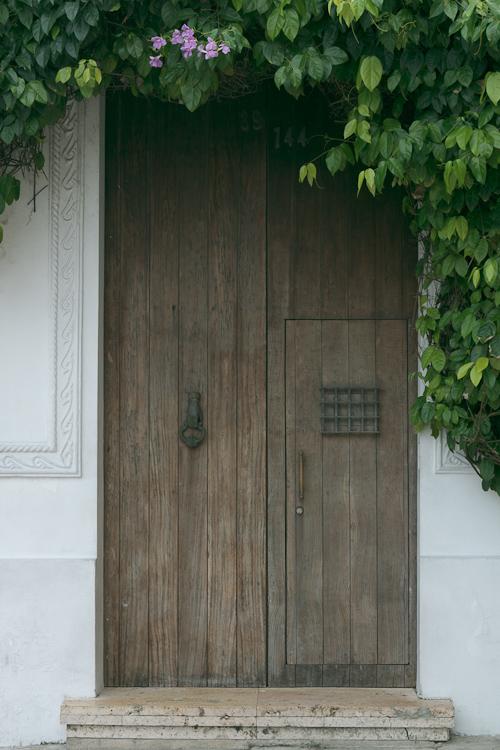 Door at number 39
