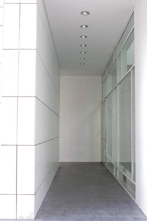 The white corner