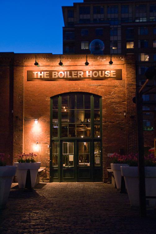 The Boiler House